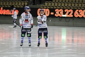 Daniel Berlin och Pär Törnberg – två Bollnässpelare med utgående kontrakt. Berlin har återvänt till SAIK, men vad som händer med Törnberg är ännu oklart.