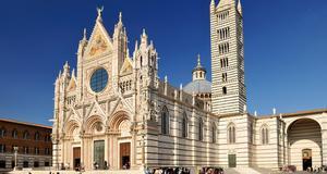 Nu kan man skåda golvet i Sienas vackra katedral.