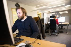 Sebastian Darell är driftledare på PKC i Västerås. Han beskriver sin funktion som att vara
