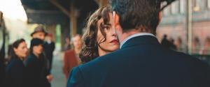 """Det officiella soundtracket för årets Stocka Filmfestival är duetten Speak Low av Kurt Weil ur filmen """"Phoenix"""". Pressbild."""