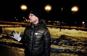 Initiativtagaren Patrik Nordin berättar att Sidvinden är öppen 24 timmar om dygnet och till för alla. Såväl motionärer som hårdsatsande tävlingsåkare.