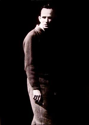 Bergman. Som han inte ville ses 1957.