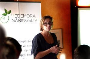 EFS-stödet på drygt 5,8 miljoner kronor som Hedemora Näringsbolag blivit beviljad, syftar till att underlätta för anställda inom tillverkningsindustri respektive vård och omsorg att kunna utvecklas i takt med de krav som det framtida kompetensbehovet ställer.