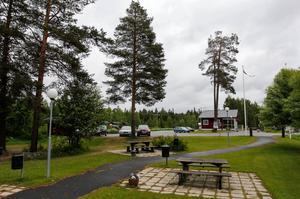 Gimåns rastplats har utsetts till länets bästa av Motormännen.