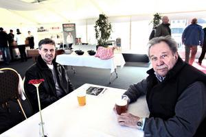 Urban Öhman och John Gunnarsson ansåg att skärpningarna av vilka som får komma in berodde på Brynäs iF.