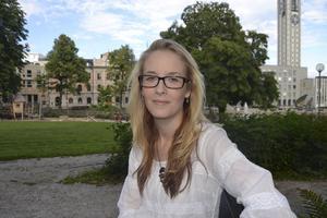 Stor dag. Elin Ebeling ser fram emot den kommande 20-årsdagen då hon kan få känna sig lite vuxnare.