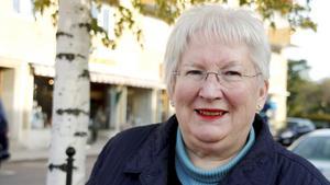 Anita Lilja Stenholm, ordförande i Rädda Barnen Norra Västmanland, hoppas att julfesten ger flyktingbarn chansen att uppleva de svenska jultraditionerna.