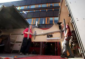 Arbetet med Certusprojektet,  som samlar de olika blåljusmyndigheterna i ett hus på Fyrvalla, började 2005. Nu går flyttlassen.