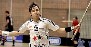 Tillbaka. Fredrik Åhlberg vill ta Malmaberg till allsvenskan.