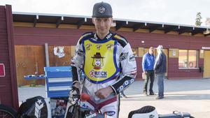 Joonas Kylmäkorpi är tillbaka i Maslaget efter skada och sjukdom.