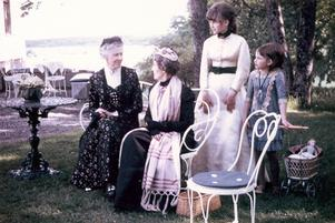 Elisabeth Lewenhaupt, Ebba Källberg, Anna Jansson, Anne-Marie Nylund.