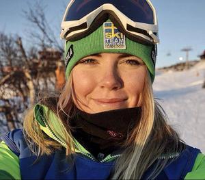 Lisa Andersson.