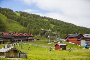 Tour de Fyrfasen i Ramundberget.