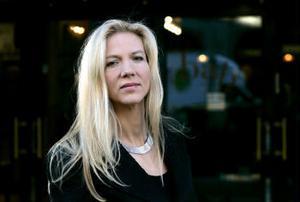 Journalisten som deckarförfattare: Liza Marklund.