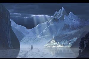 """Disney har inspirerats av det norska landskapet i skapandet av filmen """"Frost"""""""