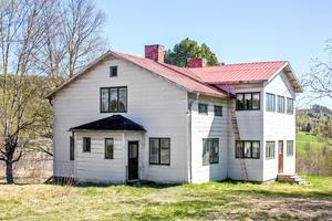 Villan har en boyta på 270 kvadratmeter.