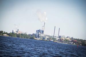 Havsområdet utanför Wallviks bruk har undersökts.