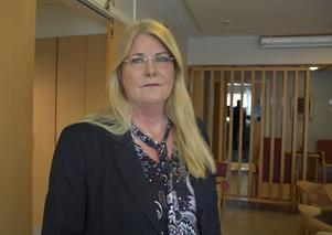 Kristina Mårtensson.