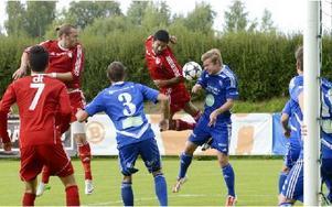 Daniel Killgren har under säsongen spelat i Falu FK. Foto: