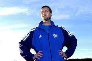 Björn Lindén kan vara aktuell för en nygammal roll - som sportchef för Brage. Foto: Esbjörn Johansson/Arkiv