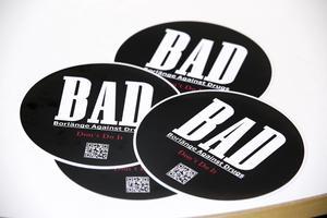 Det har dragit ut på tiden, men nu har BAD - Borlänge Against Drugs publicerat sin musikvideo till låten Don´t do it
