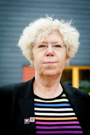 Redaktionschef och ansvarig utgivare, Ewa Wirén.