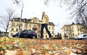 Hur ska Gävleborg klara miljömålen? Den frågan grubblar doktoranden Gottfried Weinberger över.