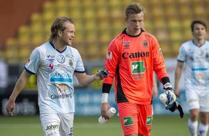 Andreas Andersson. Långtidsskadad GIF-målvakt.