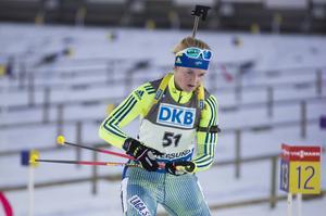 Mona Brorsson klättrade från 51:a till 31:a plats med ett riktigt bra lopp i söndagens jaktstart vid världscupen i Östersund.