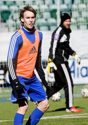 Linus Sahlin kan vara nästa spelare som Norrlandsinvest investerar i.