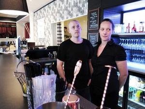 Anders Mårdäng och Camilla Skoog driver Vinkrogen, som nu tagit sig in på prestigefyllda listan White Guide.