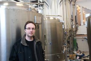 Björn Falkestöm vill öka från dagens 1,4 miljoner liter till 12 miljoner liter