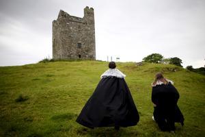 Audleys field - en av många irländska platser som är med i