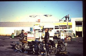 En semesterbild från 1973.