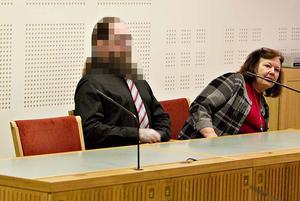 36-åringen som av polisen pekas ut som Sverigepresident för Outlaws får tio månaders fängelse.