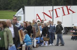 I augusti får Gävle besök av Antikrundan.