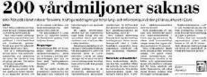 Ur Gefle Dagblad den 2 oktober.