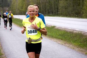Maggan Larsson, Stöde IF.