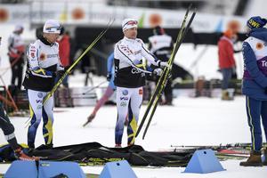 Svenska vallachefen Urban Nilsson är självkritisk efter stafetten.