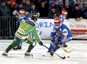 Stefan Nordén i Vänersborg.