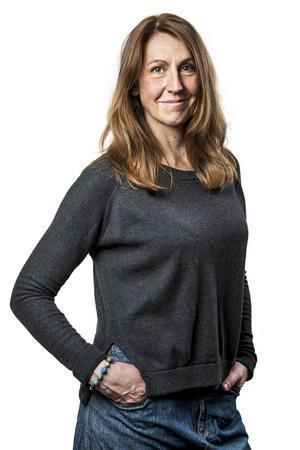 Pralins krönikör Karin Wallén.