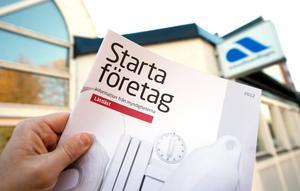 Moderaterna kritiserar företagsklimatet i Hallstahammar. Foto: TT