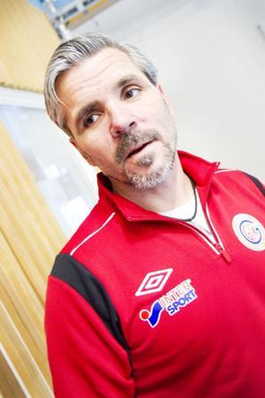 Tomas Friberg är projektledare för Godis på Nynäs.