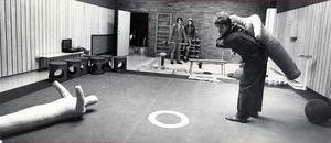 Bjurhovda fritidsgård 4 december 1969.