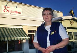 Birgitta Eriksson anser att Bräcke kommuns villkor för hennes fortsatta verksamhet  i Kälarne är så hårda att hon väljer att lägga ner.Foto: Ingvar Ericsson