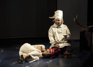 Giron Sámi Theater turnerar i Sapmi med