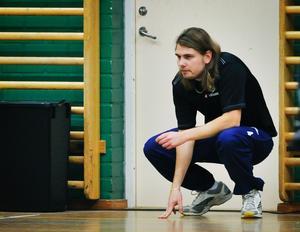 Arbrås tränare Thomas Malmgren.