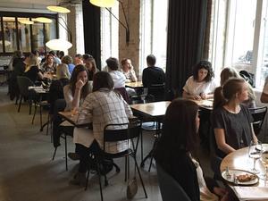 Bæst är pizzaälskarnas nya favorit i Köpenhamn.   Foto: Annika Goldhammer