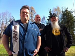 Hank T. Morris & The Amazing Buffalo Brothers.