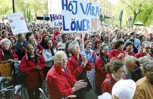 2003 var senaste gången det kvinnodominerade Kommunalarbetareförbundet, LO:s största fackförening, genomförde en massiv strejk. Med ganska skralt utfall.